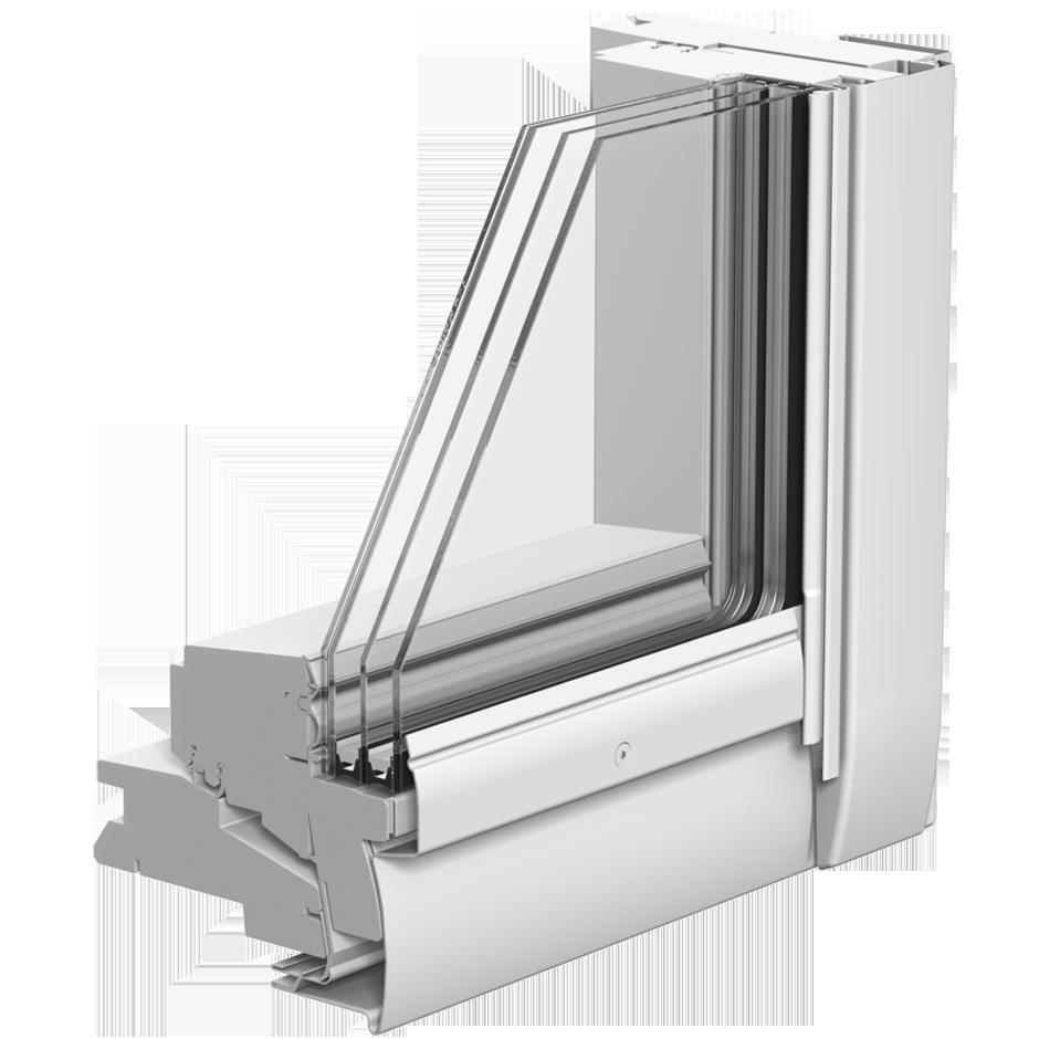 Dachfenster Energy-plus